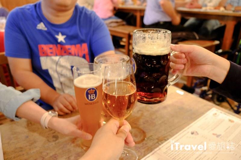 《德国自由行》六天五夜慕尼黑行程攻略:啤酒节主题旅行
