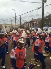 1145 Belaire High School Band