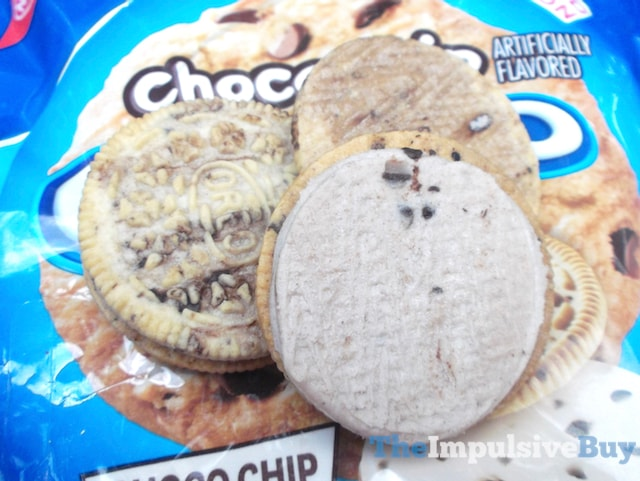 Limited Edition Choco Chip Oreo Cookies 2