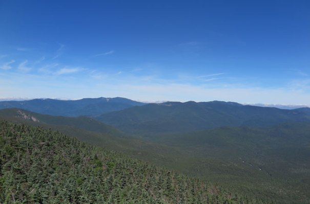 Mt Carrigain View Pemigewasset Wilderness
