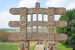 sanchi stupa photo