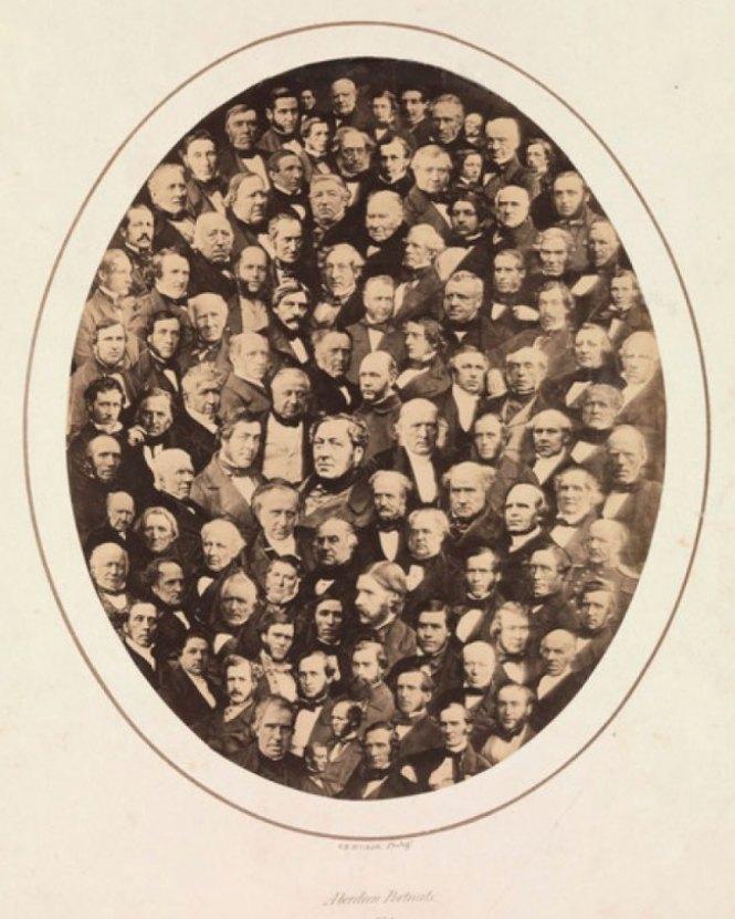 George Washington Wilson (Scottish, 1823-1893) Aberdeen Portraits No. 1 1857