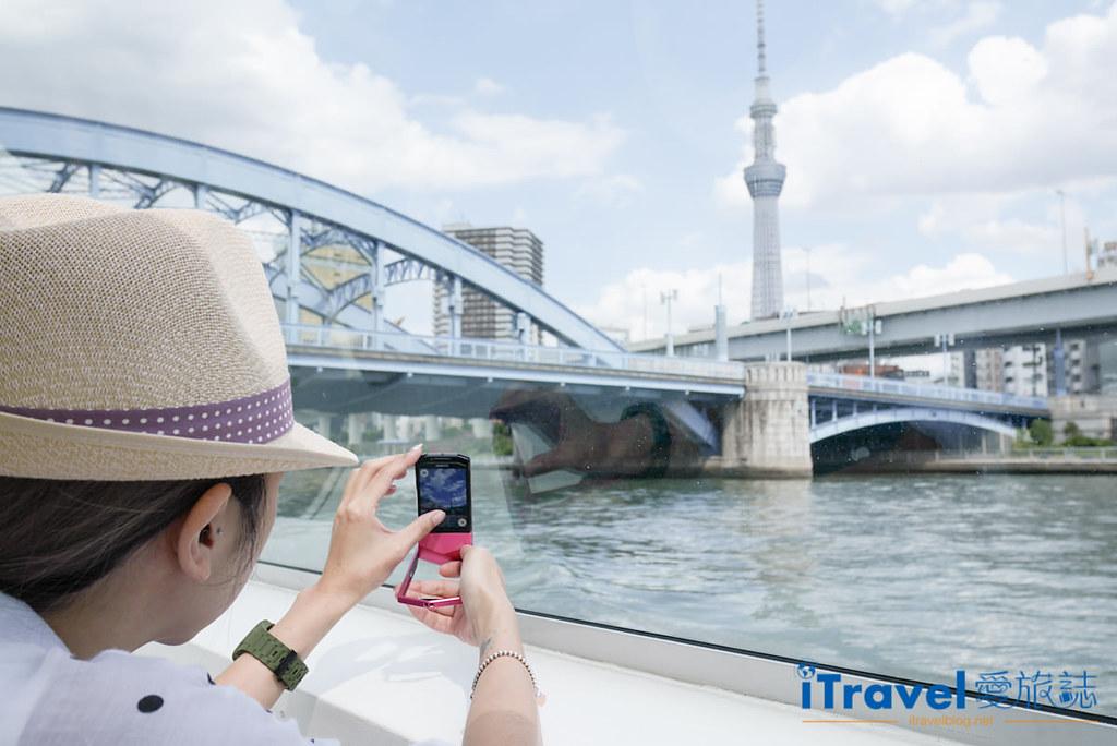 《东京游船体验》东京水上巴士 Tokyo Cruise Himiko:浅草40分钟直达台场,悠闲自在又免去转车麻烦