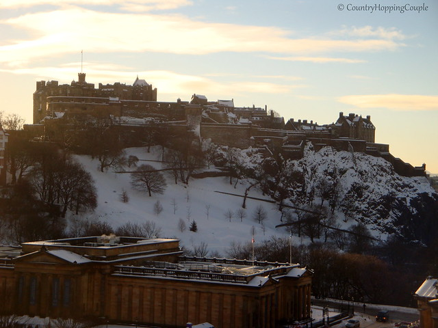 Edinburgh Snow Castle