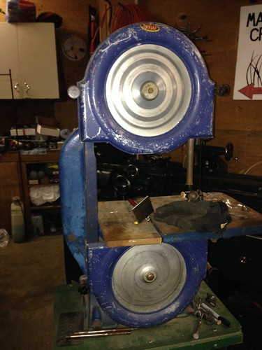 1939 Walker Turner Band Saw Refresh Builds And Project