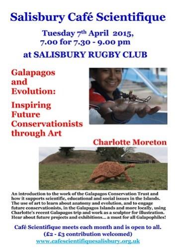 Poster for Charlotte Moreton