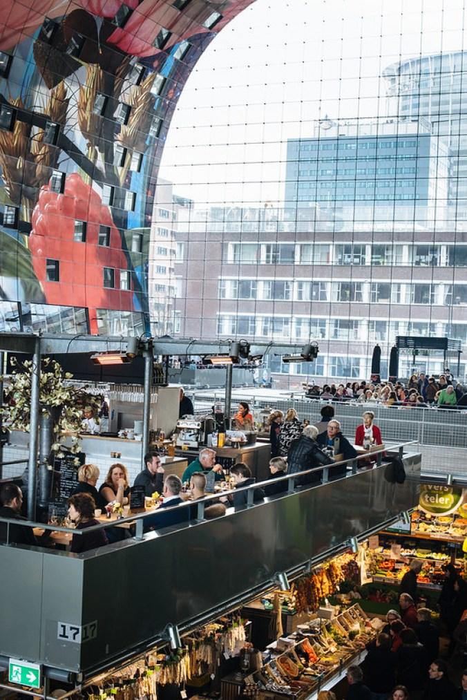Rotterdam: Markthal