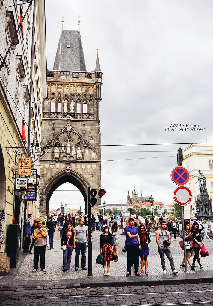▌布拉格 ▌ 在布拉格與CK之間