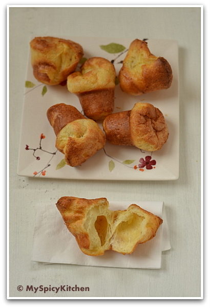 popovers, Bake-a-thon,