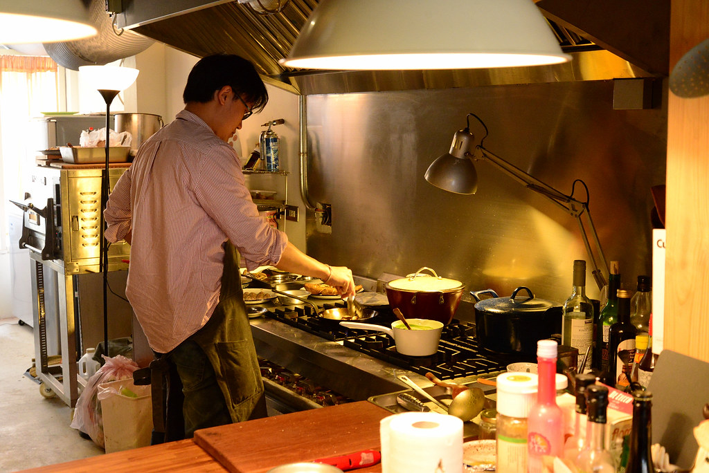新竹 寬廚 Kuan's Pantry, 麵包以及咖啡,說實在在這裡工作了好幾年,值得專程到訪 - 隨裕而安