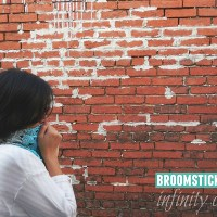 crochet | broomstick lace infinity cowl