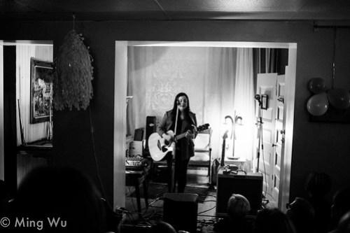 Kaitlyn Zarzour @ Raw Sugar Cafe