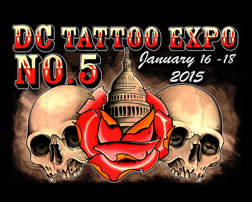 DC Tattoo Expo #5
