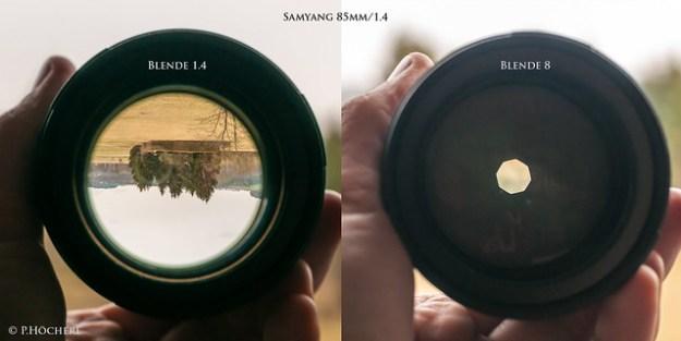 Blendenvergleich