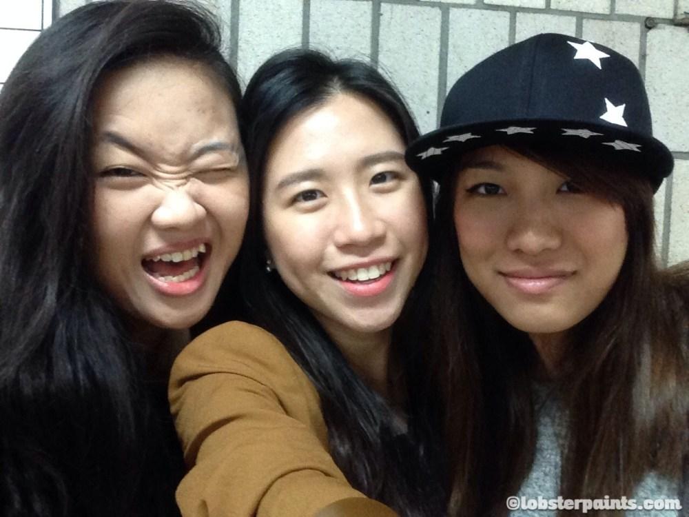 1 Oct 2014: Bye bye Lyn :( | Seoul, South Korea