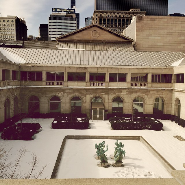 McLinlock Court - Art Institute of Chicago