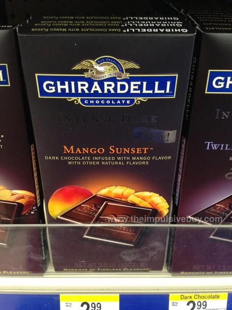Ghirardelli Intense Dark Mango Sunset