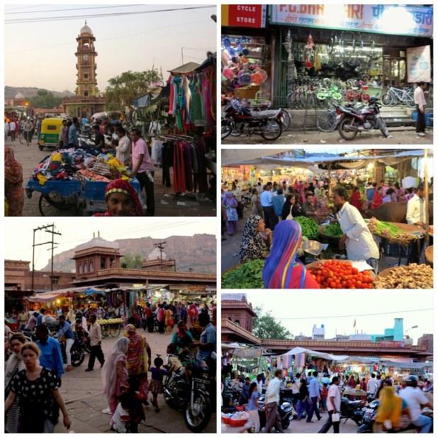 Centro ciudad Jodhpur
