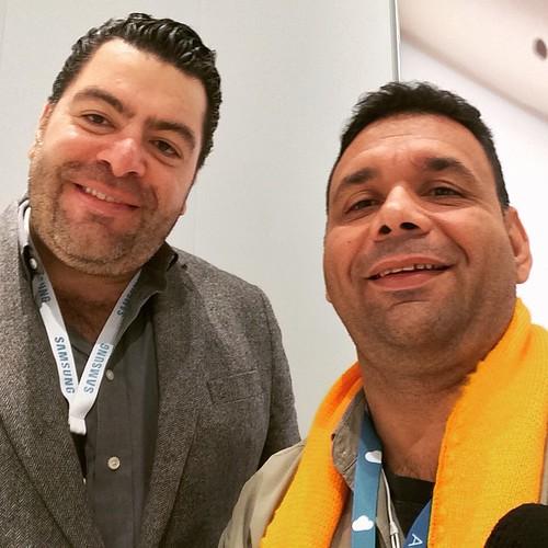 #MWC15 recuerda seguir estas cuentas @expectativa67 @huguito @comuninovjesus @vjlm11 @Gab_LC @concafe @jrmaniscalchi  pronto entrevista con @SamsungMexico sobre nuevos #GalaxyS6