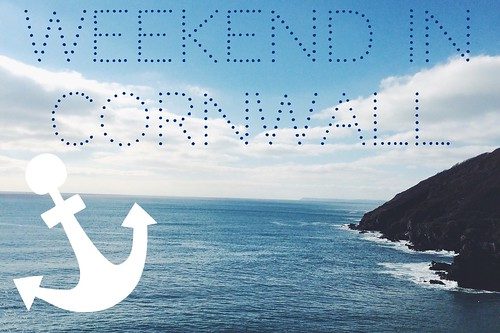 Weekend in Cornwall