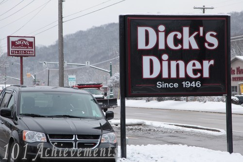 Dick's v. Dean's Diner Face-Off