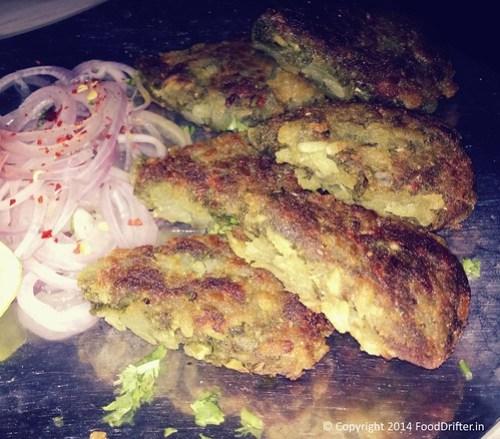 Poha Hara Bhara Kebab