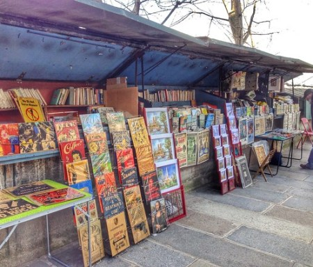 Bouquinistes de Paris