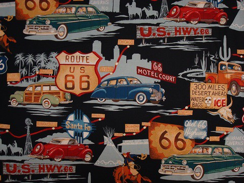 Historic Highway Fabric - Alexander Henry
