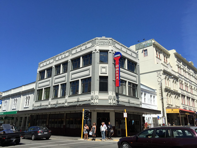 Ombra in Wellington