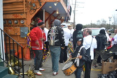 018 TBC Brass Band at 45 Tchoupitoulas