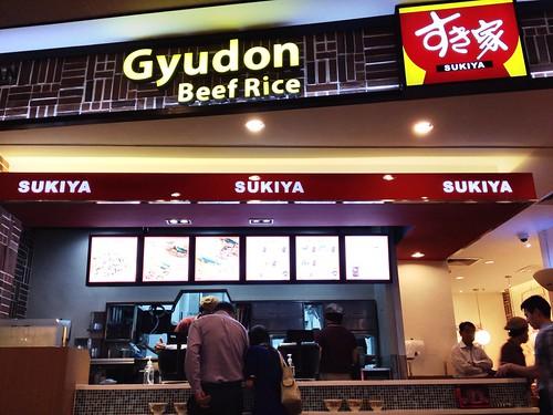 Sukiya in ioi city mall