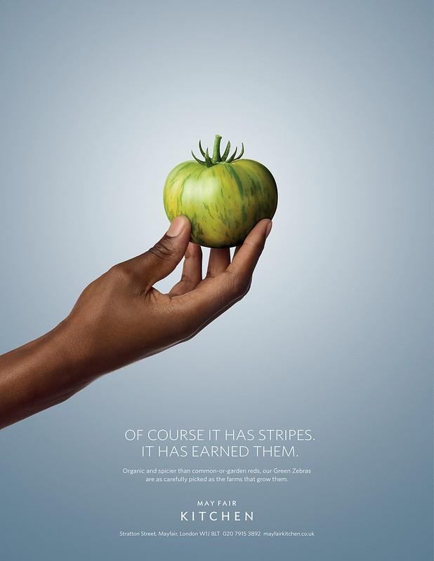 May Fair Kitchen - Tomato