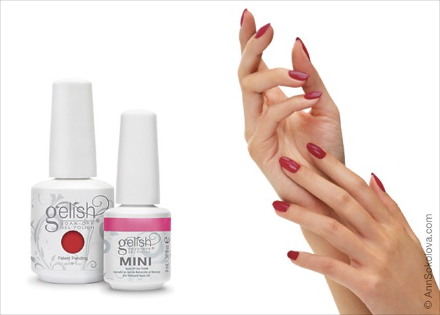 01 Gelish Gel Polish Fake