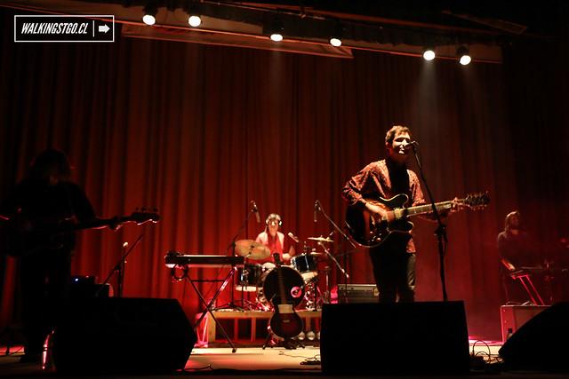 """Protistas en vivo lanzamiento disco """"NEFERTITI"""" en el Teatro Cariola 28.11.2014 / Fotos por Miguel Inostroza Godoy"""