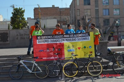 Ciclistas Urbanos denuncian falta de Proyectos de Movilidad Sustentable