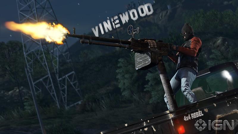 GTA V Online PS4 Xbox One PC