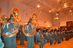 012 Central High School Band