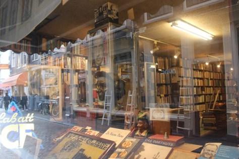 The lovely bookshops