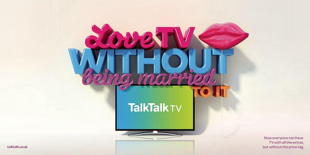 TalkTalk TV - Love TV