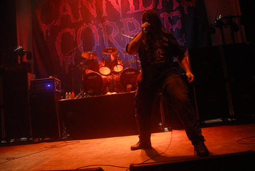 Cannibal Corpse at the Fillmore Silver Spring