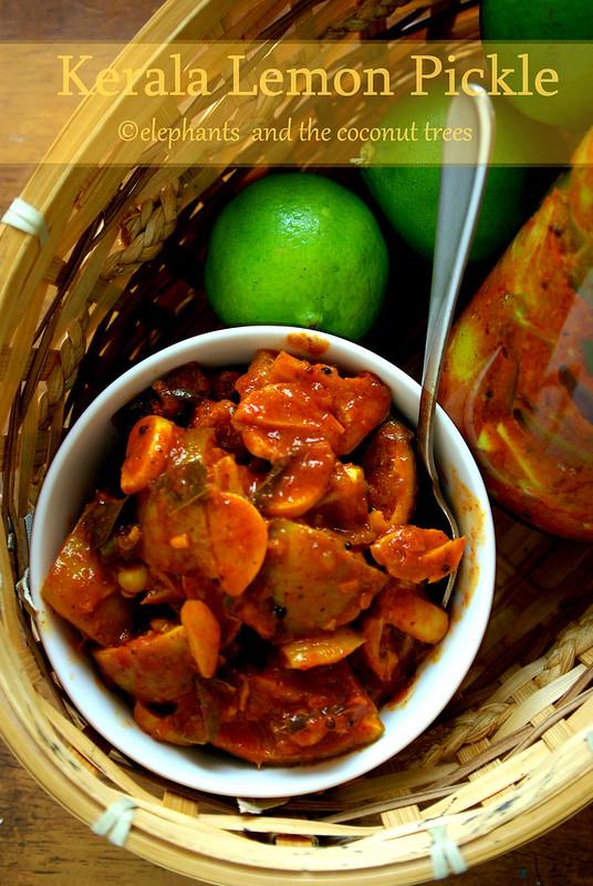 Big lemon pickle recipe kerala style house
