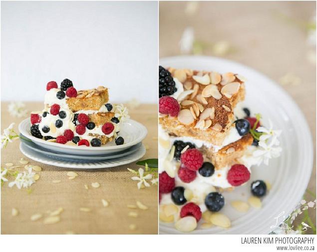 Almond & Honey cake recipe