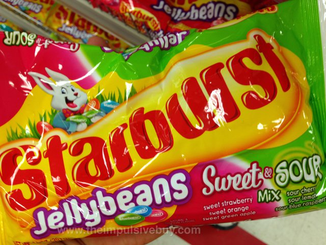 Starburst Jellybeans Sweet & Sour Mix
