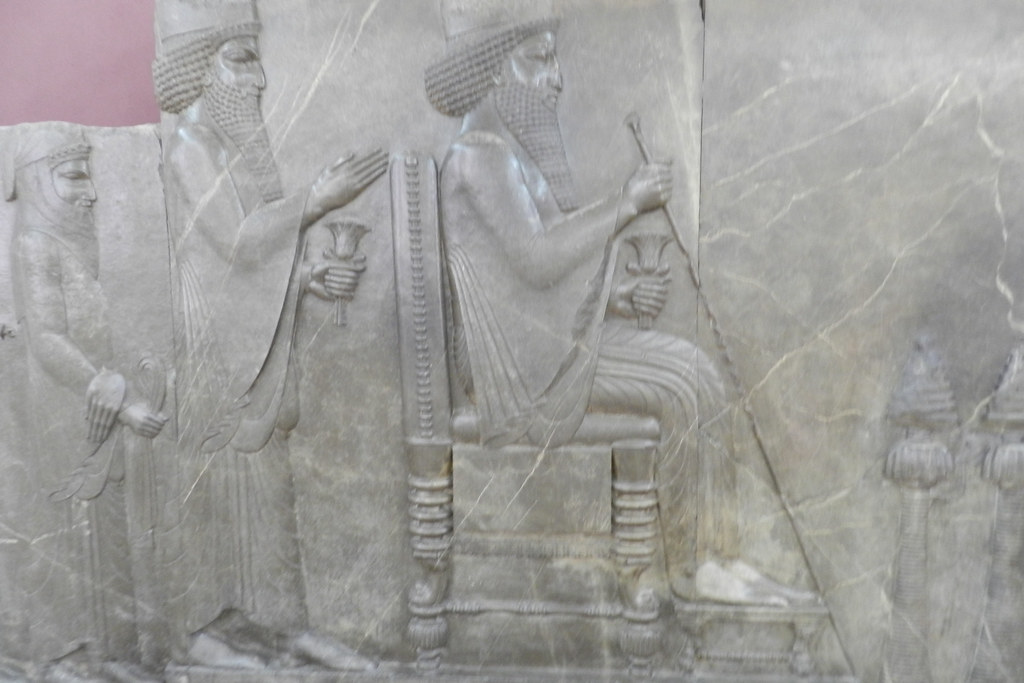 Tesoro de Persepolis Museo Arqueologico Nacional Teheran Iran 63