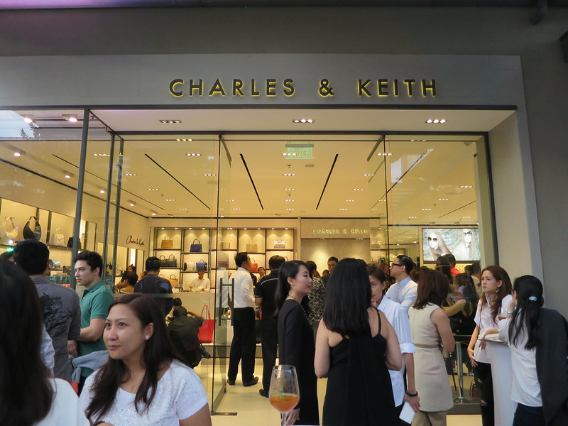 Charles & Keith at Bonifacio High Street