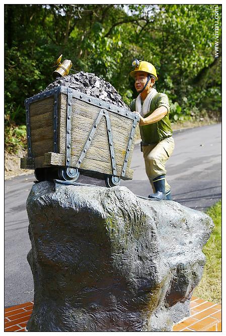 [台北.旅遊]信義區景點半日遊~舊埤溪和興炭坑&幾米繪本「月亮忘記了」 @VIVIYU小世界