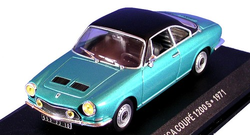 Sinca 1200S coupé