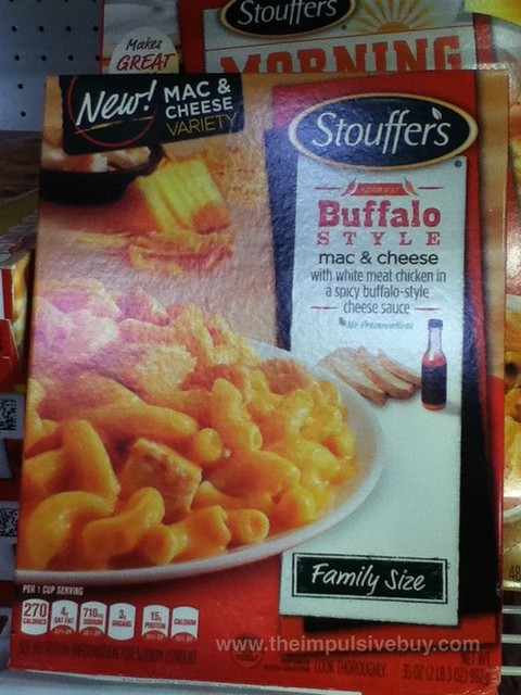 Stouffer's Buffalo Style Mac & Cheese