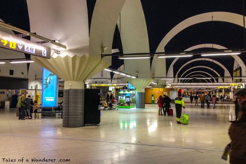 SEVILLA - Aeropuerto de Sevilla-San Pablo