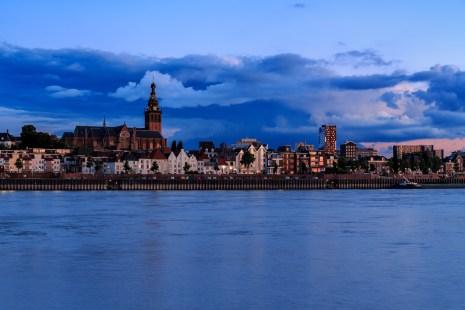 Nijmegen vierdaagse stad